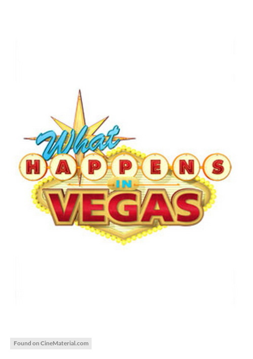 What Happens in Vegas - Logo