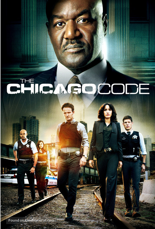 """The Chicago Code"" - DVD movie cover"