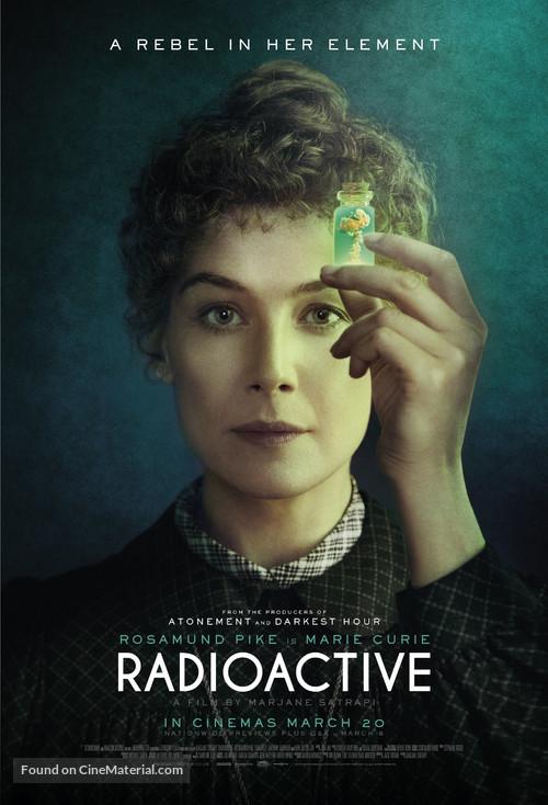 Radioactive - British Movie Poster