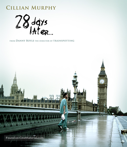 28 Days Later... - poster
