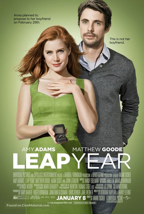 Leap Year - Movie Poster