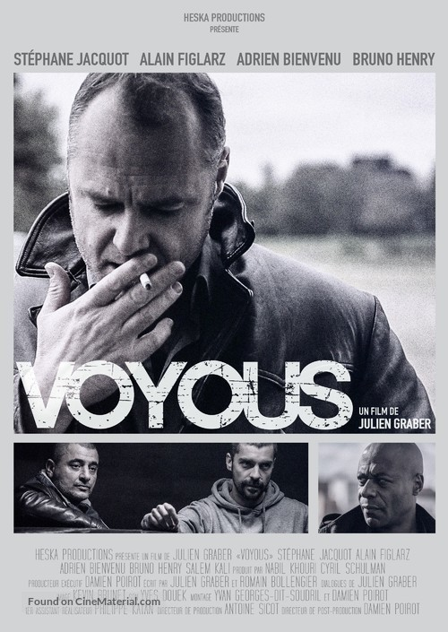 Voyous - French Movie Poster