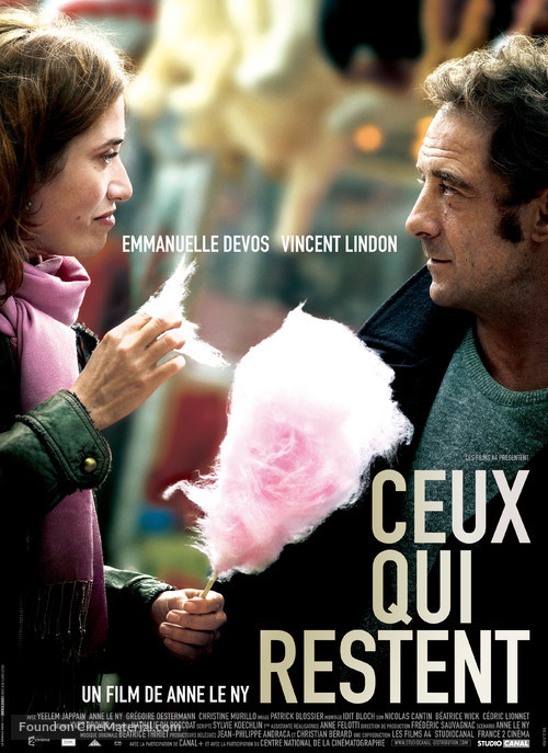 Ceux qui restent - French Movie Poster