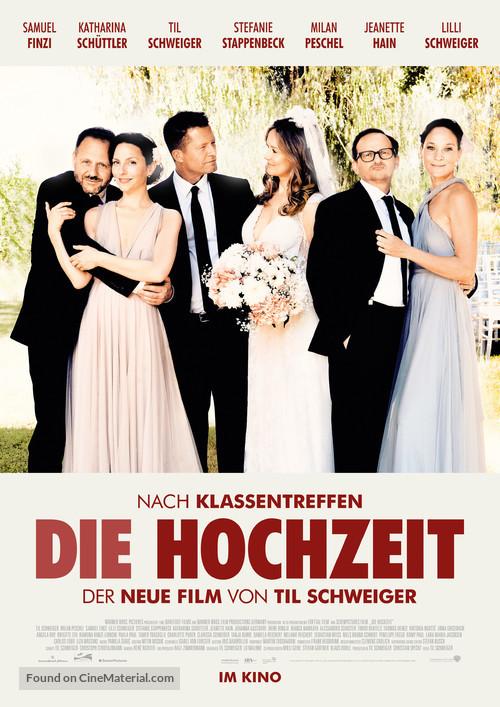 Die Hochzeit - German Movie Poster