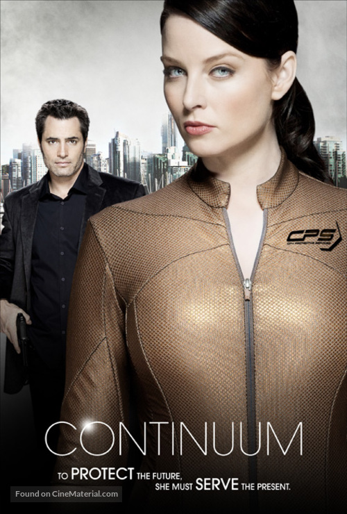 """Continuum"" - Canadian Movie Poster"