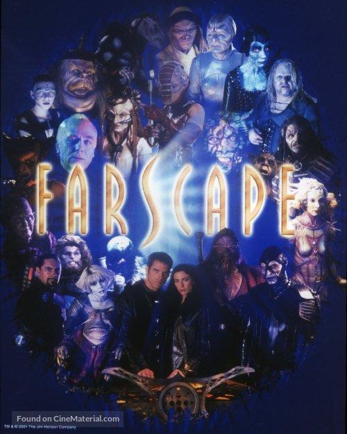 """""""Farscape"""" - Movie Poster"""
