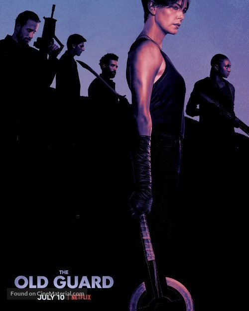 The Old Guard - Movie Poster