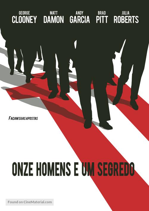 Ocean's Eleven - Brazilian Movie Poster