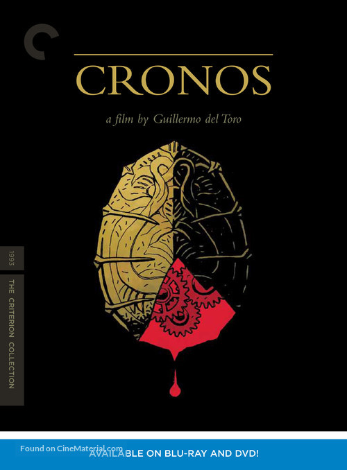 Cronos - Video release movie poster