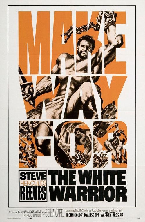 Agi Murad il diavolo bianco - Movie Poster
