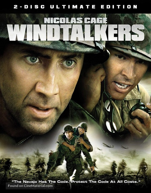 Windtalkers - Movie Cover