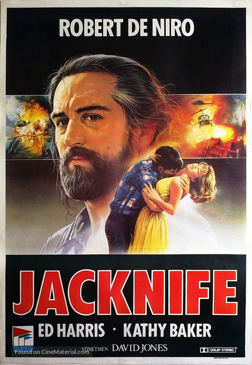Jacknife - Turkish Movie Poster