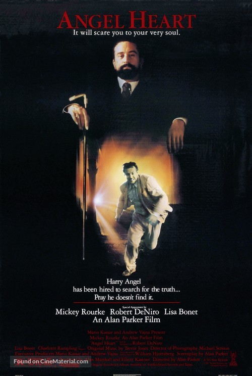 Angel Heart - Movie Poster