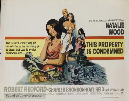 This Property Is Condemned (1966) movie poster