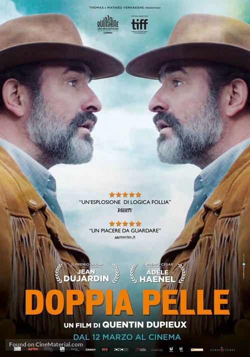 Le daim - Italian Movie Poster