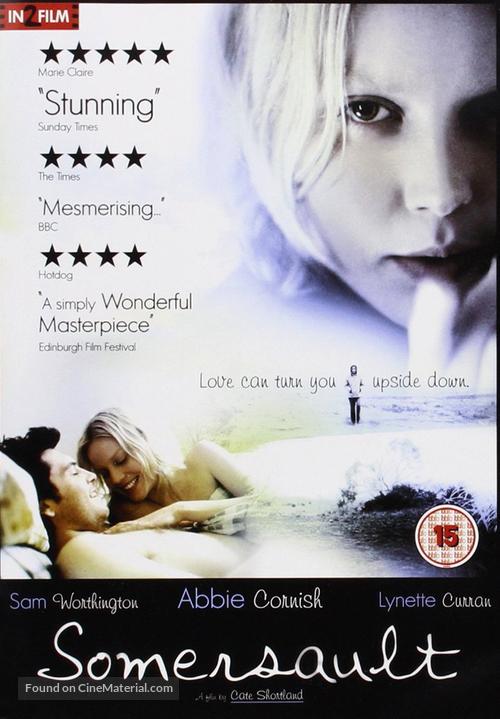 Somersault - British Movie Cover