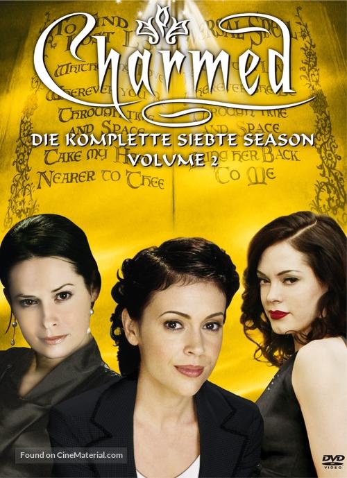 """Charmed"" - German DVD movie cover"