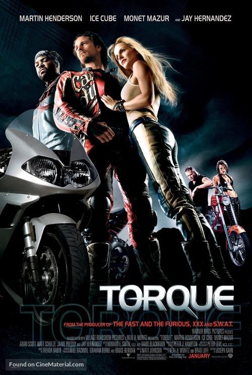 Torque - Movie Poster