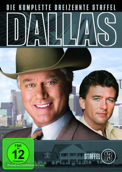 """Dallas"" - German Movie Cover"