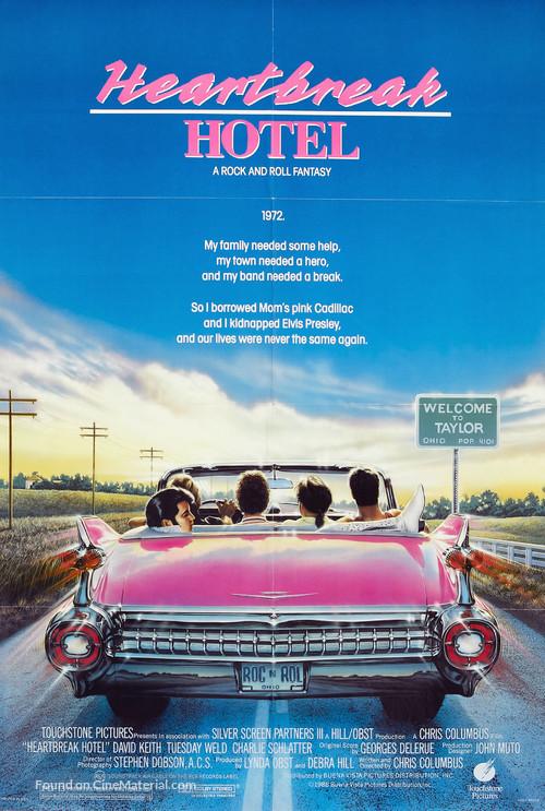 Heartbreak Hotel - Movie Poster