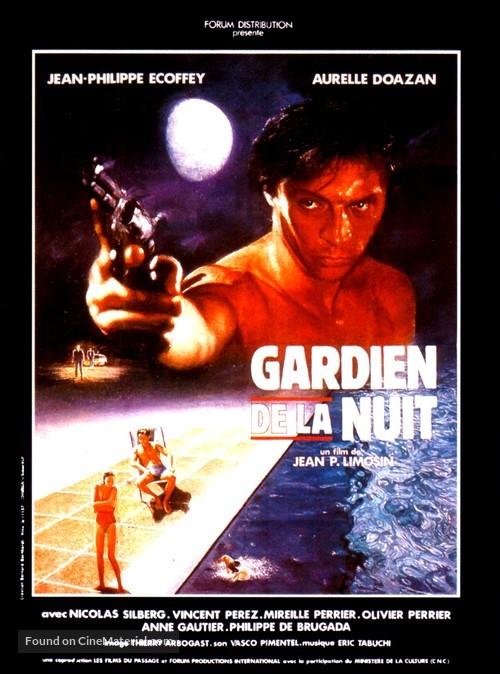 Gardien de la nuit - French Movie Poster