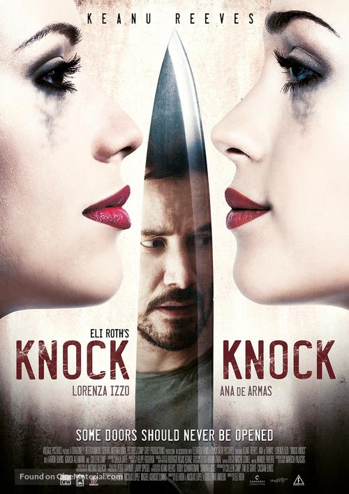 Knock Knock (2015) - Full Cast Crew - IMDb