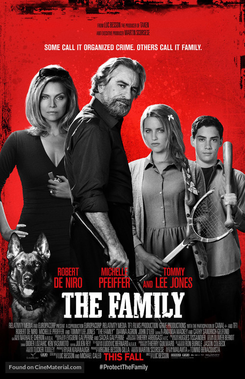The Family - Movie Poster
