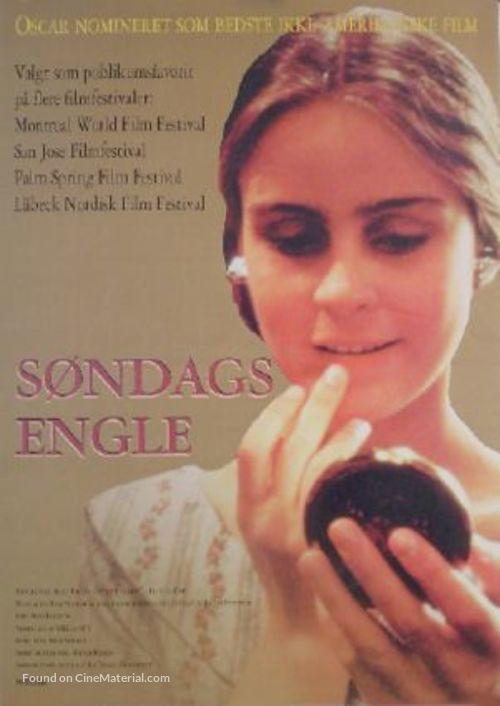 Søndagsengler - Danish Movie Poster
