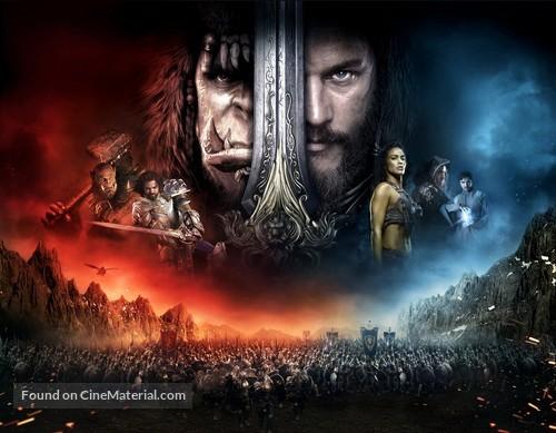 Warcraft - Key art