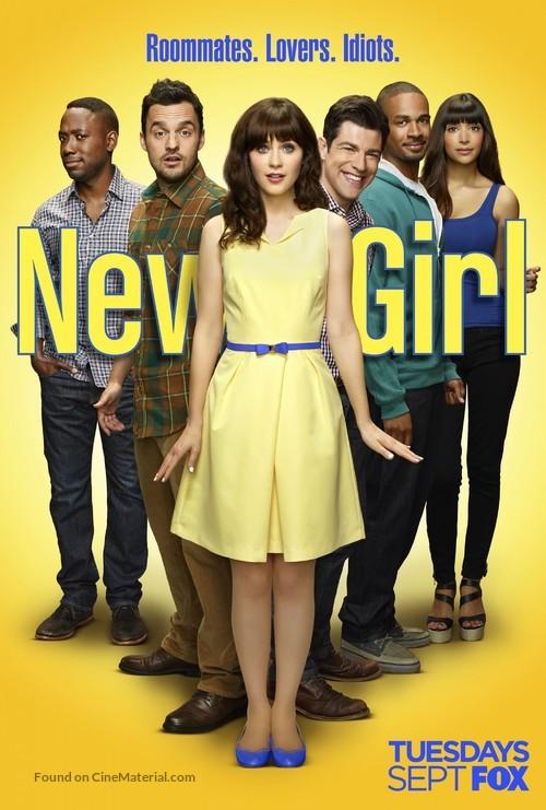 """New Girl"" - Movie Poster"