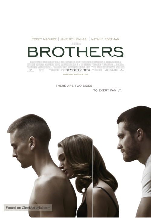 Brothers - Dutch Movie Poster