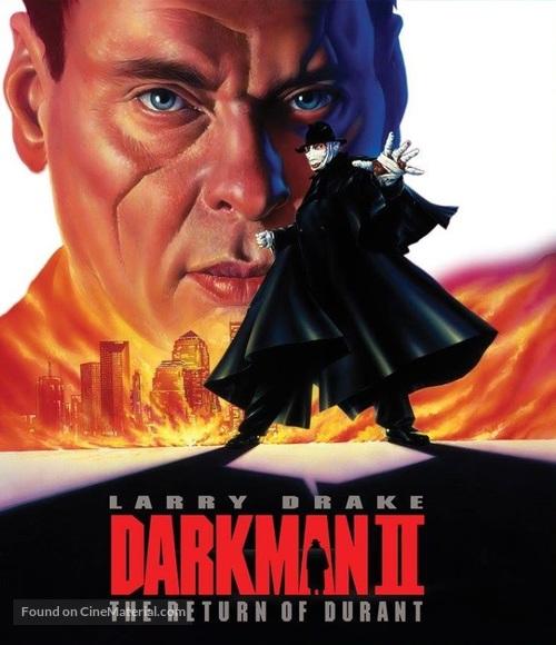 Darkman II: The Return of Durant - Movie Cover