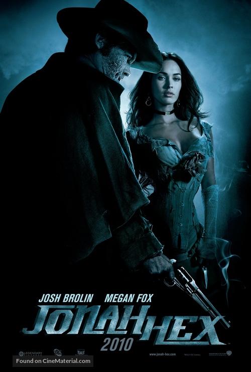 Jonah Hex - Movie Poster