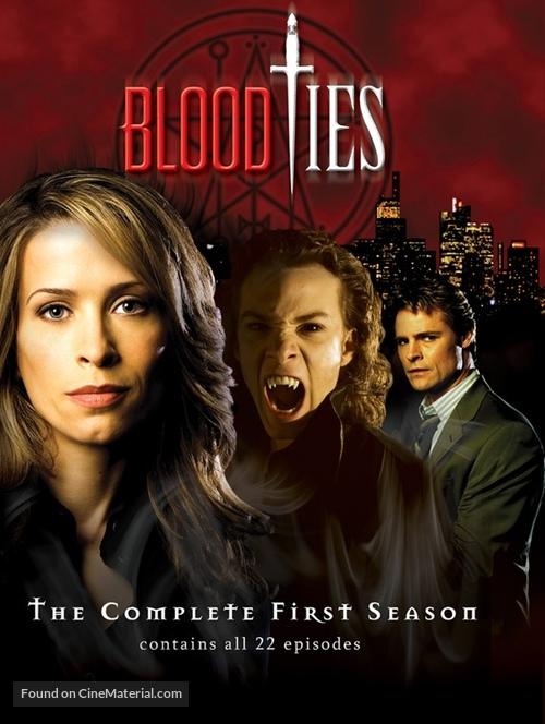"""""""Blood Ties"""" - DVD movie cover"""
