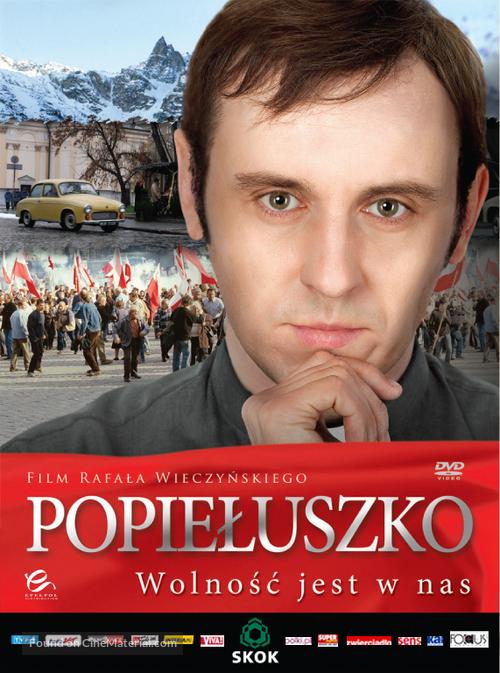 Popieluszko. Wolnosc jest w nas - Polish Movie Cover