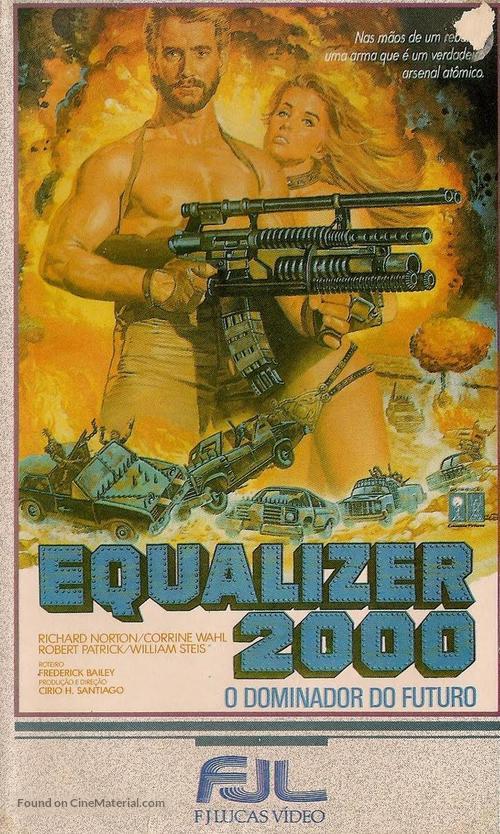 Equalizer 2000 - Brazilian Movie Cover