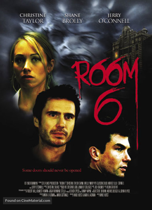Room 6 - Movie Poster