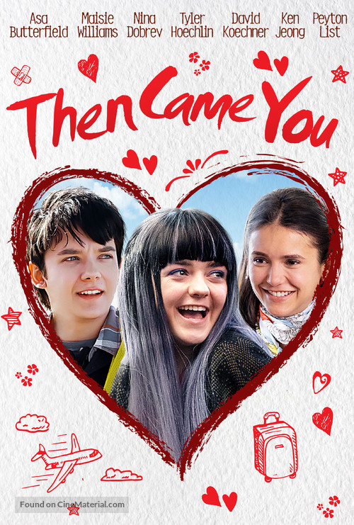 Then Came You - Movie Poster