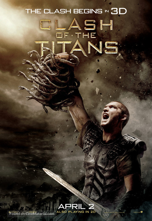 Clash of the Titans - Movie Poster