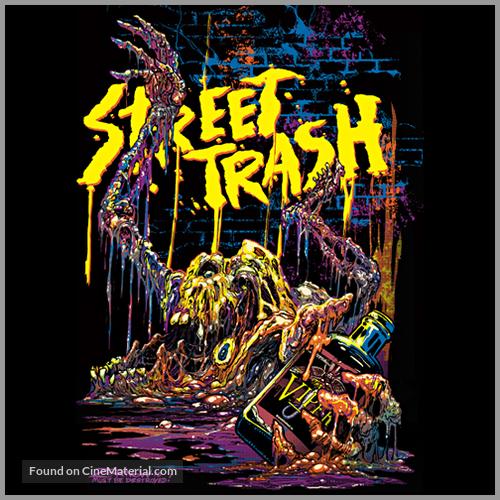Street Trash - Movie Poster