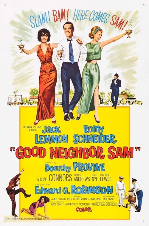Good Neighbor Sam - Movie Poster