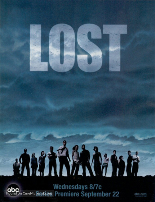 """Lost"" - Movie Poster"