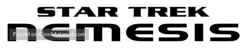 Star Trek: Nemesis - Logo