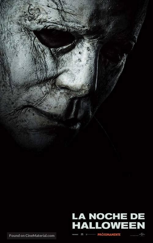 Halloween - Spanish Movie Poster