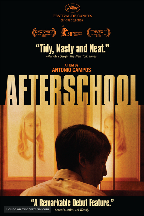 Afterschool - DVD movie cover