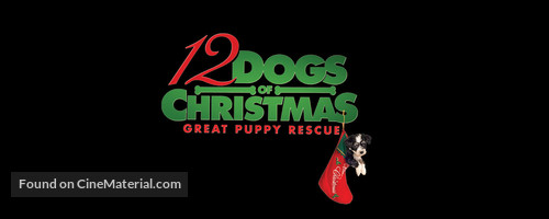 12 Dogs of Christmas: Great Puppy Rescue - Logo