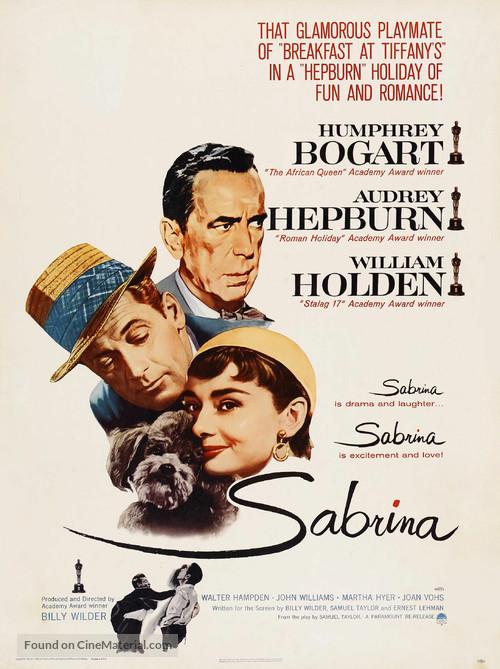 Sabrina - Movie Poster