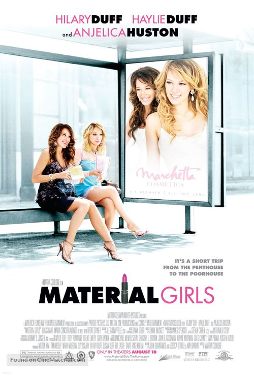 Material Girls - Movie Poster