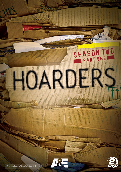 """""""Hoarders"""" - Movie Cover"""