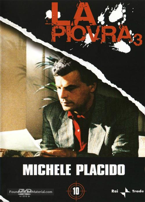 """""""La piovra 3"""" - Italian DVD movie cover"""